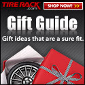 Tire Rack Gift Guide - Shop Now!