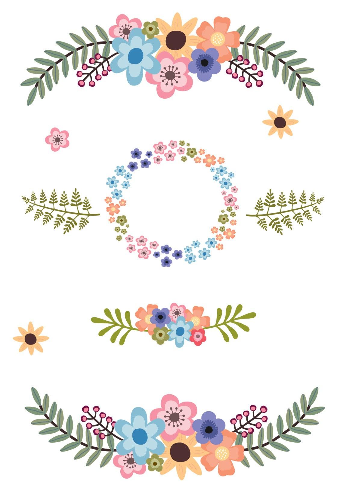 PCP_Floral_Clip_Art