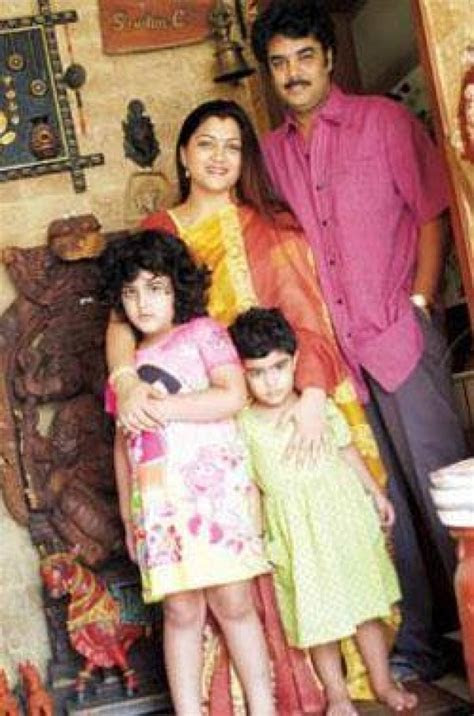 Khushboo Sundar C Celebrate 15th Wedding Anniversary; Rare