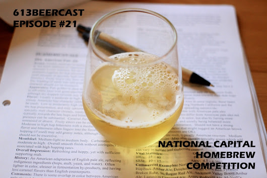 Episode 21 - National Capital Homebrew Competition