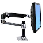 Ergotron 45-241-026 Lx Desk Monitor Armincrease Viewing Comfort Help R