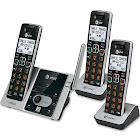 AT&T CL82313 Expandable Cordless Phone with 2 Handsets