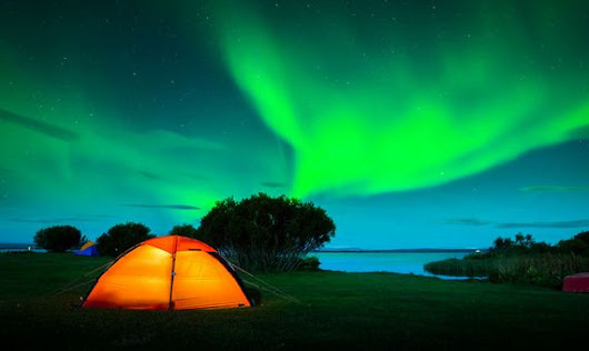 Camping in Iceland | Best Holiday Destinations