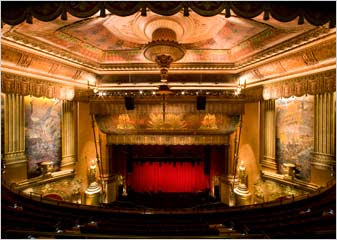The Beacon Theater, an entertainment icon in New York since 1929, was completely renovated, at a cost of $16 million.
