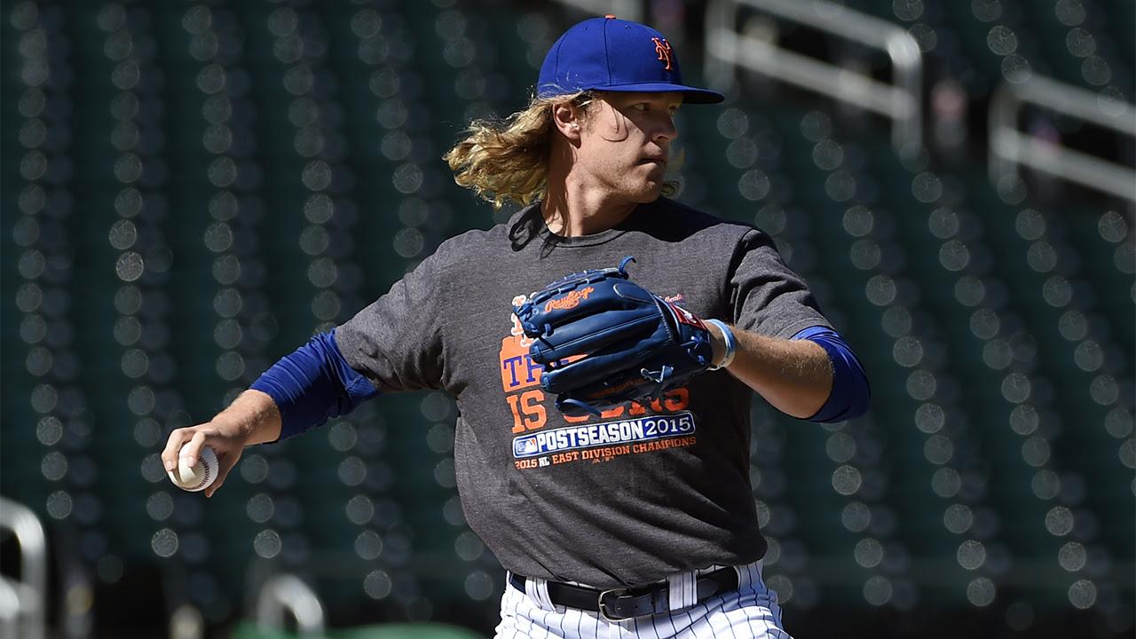Mets envían al novato Syndergaard a la lomita en el Juego 2