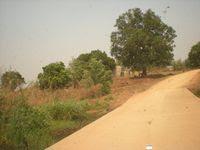 Ponte de rio vunduzi entrada localidade