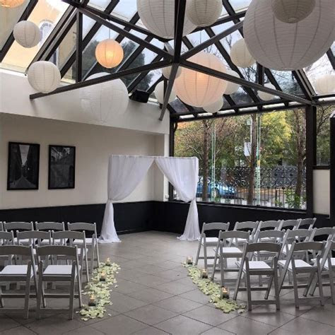 St Andrews Conservatory, Fitzroy   Wedding Pages Australia