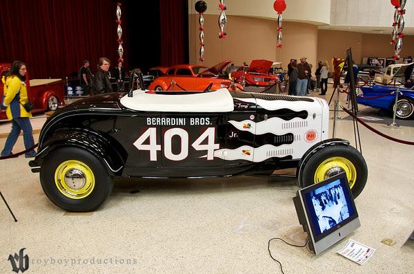 Roger Morrison1932 FordBerardini Brothers #404