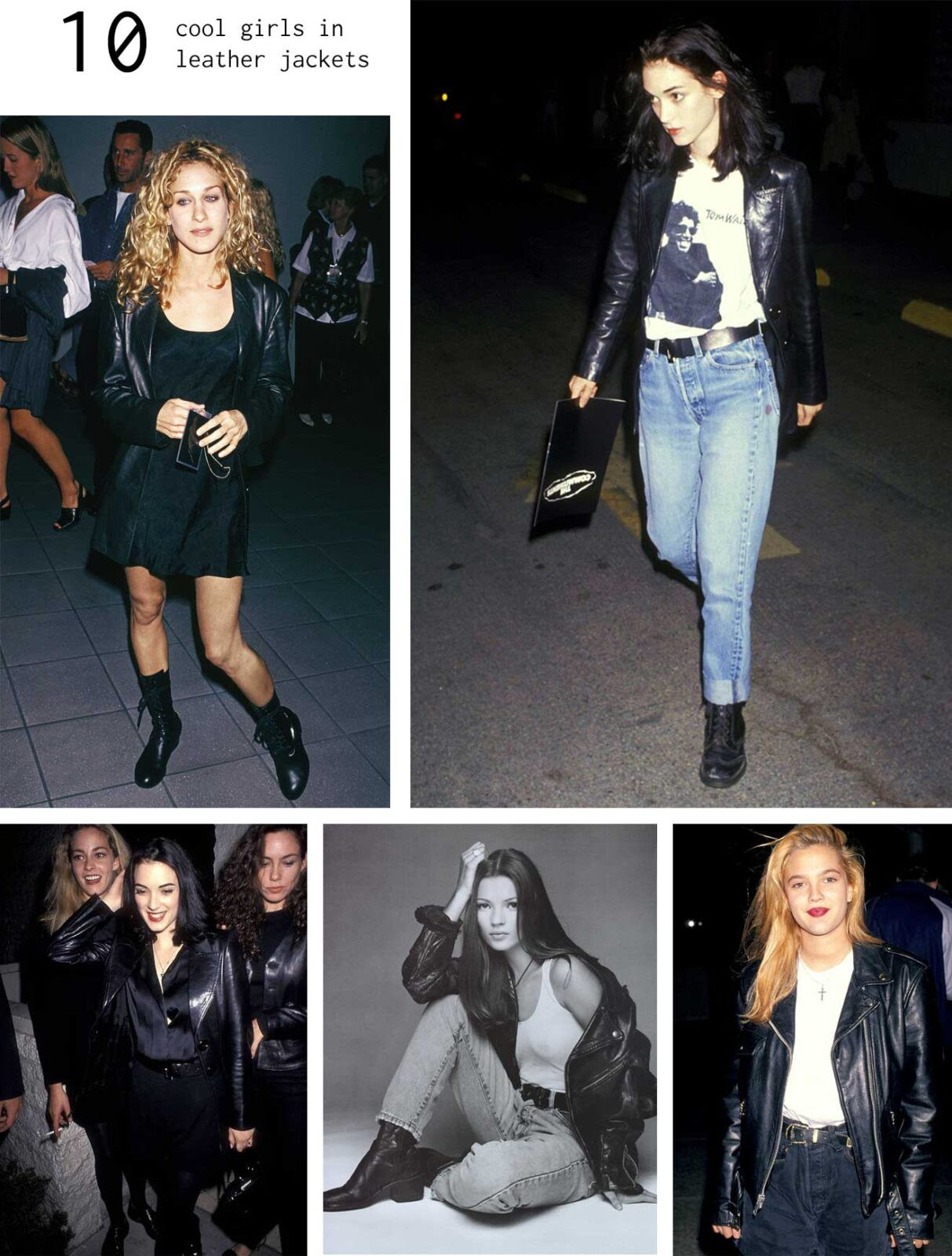 miss moss · 90s fashion moments
