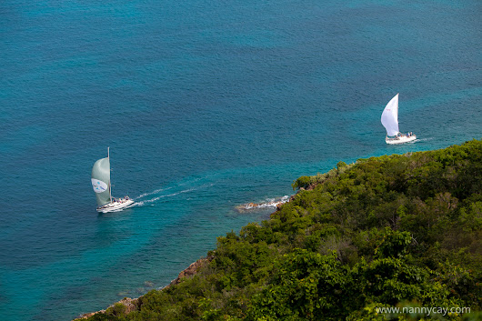 Boomorang Takes Peg Legs Round Tortola Race For Second Year - Nanny Cay