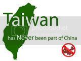 Taiwan has never been part of China
