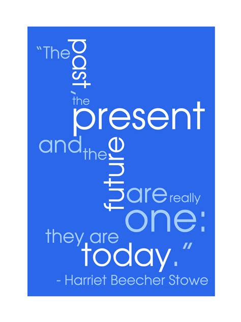 Popular Past Present Future Quotes