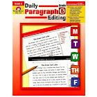 Daily Paragraph Editing Grade 5 [Book]
