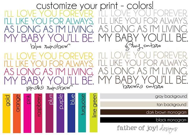 Forever-Custom-Colors