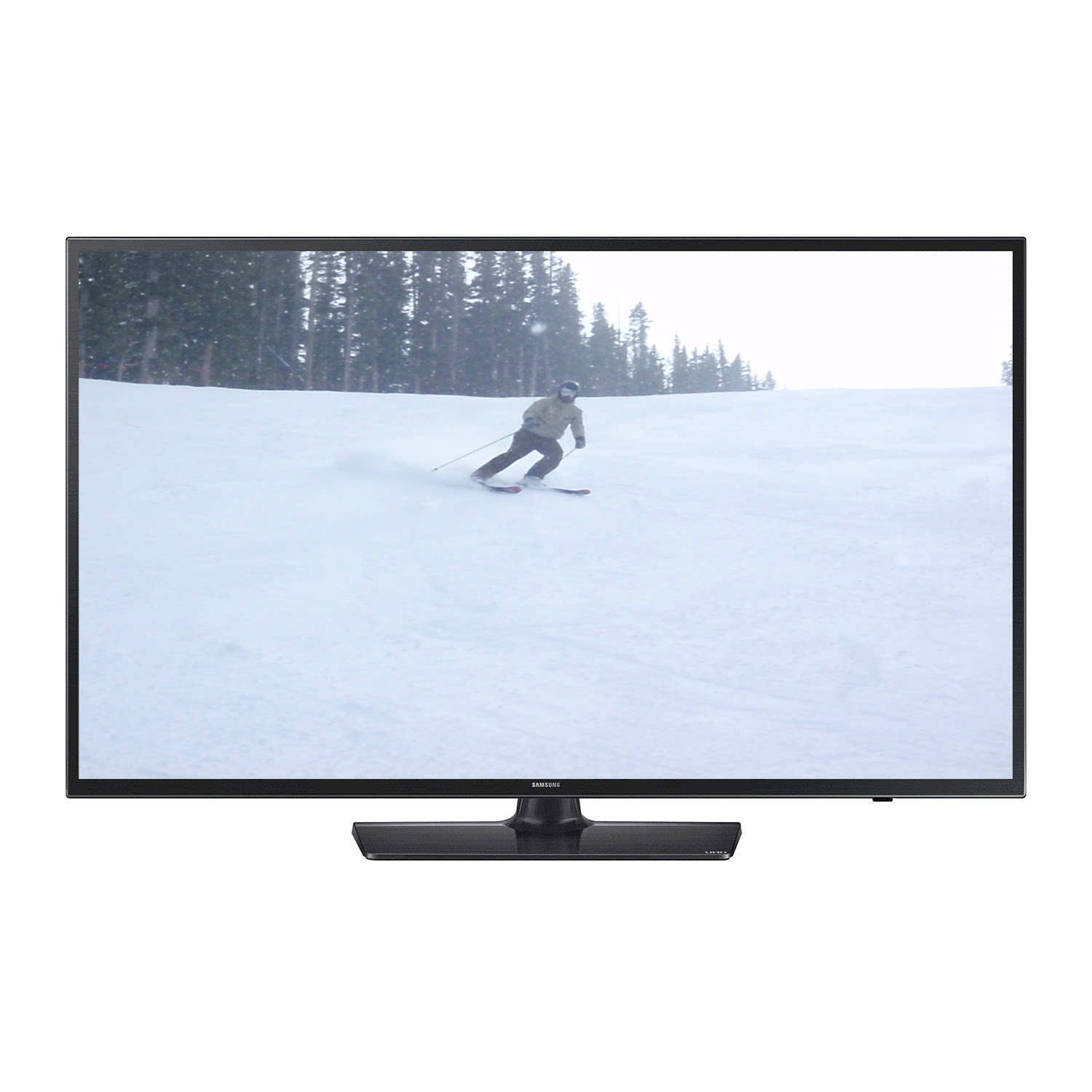Samsung Refurbished 55 Class 4K Ultra HD LED Smart Hdtv - UN55JU640DA