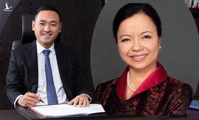 Hai nhân vât quyền lực đứng sau Công ty nước sạch Sông Đà