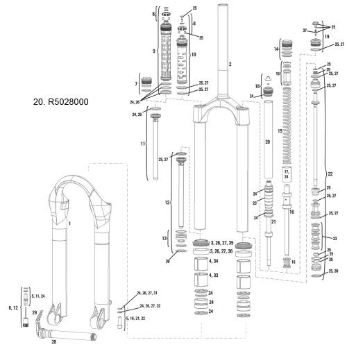 Diagram Kabel Body Supra