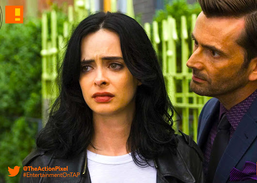 """Jessica Jones 2"" images and synopsis reveal Kilgrave's terrible hold on Jessica outlives his physical defeat."
