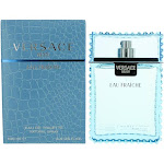 Versace Man Eau Fraiche by Versace, 3.4 oz EDT Spray for Men