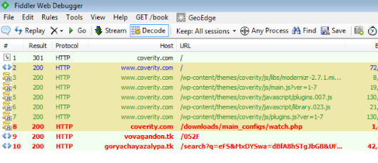 Active malware campaign uses thousands of WordPress sites to infect visitors | Ars Technica