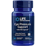 Life Extension - Eye Pressure Support with Mirtogenol - 30 Vegetarian Caps | HerAnswer.com