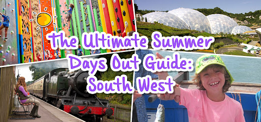 The Ultimate Summer Days Out Guide for South West England - Picniq Blog