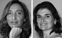 Delphine Chlewicki Hazout & Karine Rozenblum