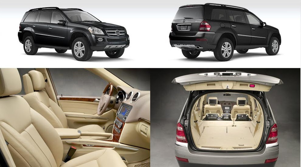2008 Mercedes Benz GL-450 For Sale, Asking 7.5m - Autos ...