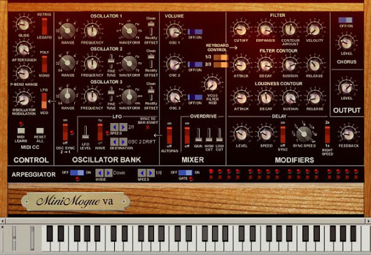 Best Free Software Synth VST - AU -