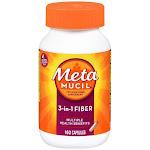 Metamucil digestive health capsule - 160 count