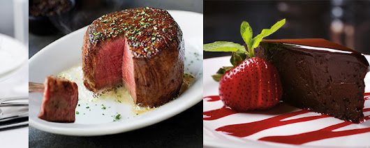 Perfect Whiskey & Food Pairings at Ruth's Chris Steak House
