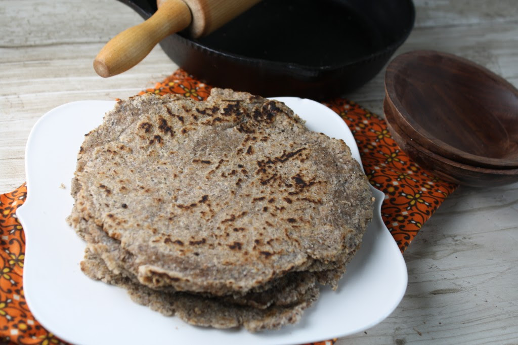 Wholegrain Flour Tortillas - Gluten Free & Vegan & Now Paleo!