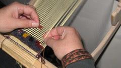Marcy weaving Nov. 2010
