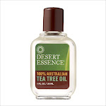 Desert Essence 100% Pure Australian Tea Tree Oil - 1 fl oz bottle