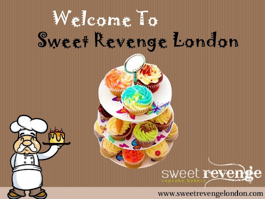 Sweet Revenge offers a fantastic collection of cupcakes online