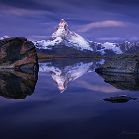 The blue awakening by Xavier Jamonet (XavierJamonet)) on 500px.com