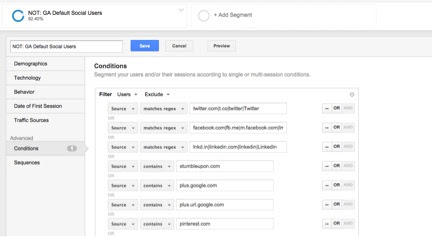 Google Analytics: How to Use Custom Segments to Up-Level Your Reporting