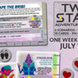 Twin Stars: Adventure Series I - A solo game system