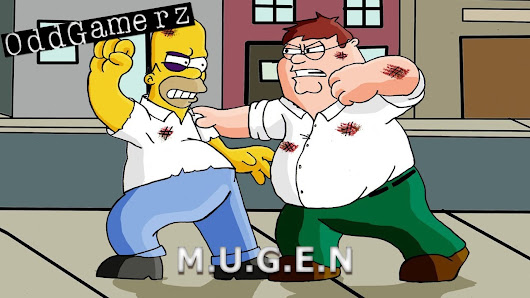 Image: Peter Griffin vs. Homer Simpson - YouTube