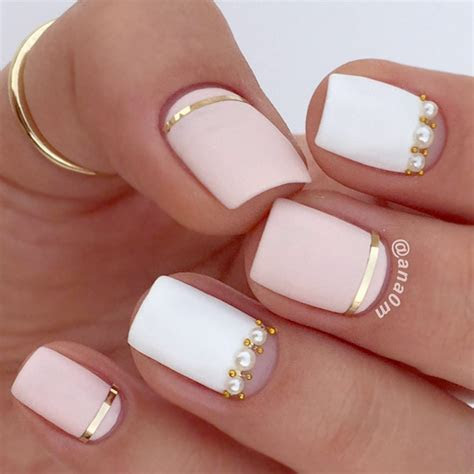 Awesome Wedding Nail Designs   NailDesignsJournal.com