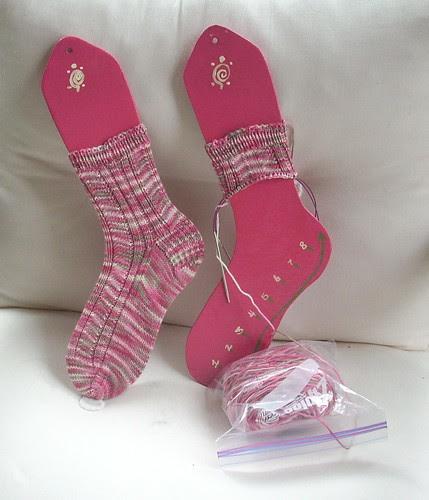 Ampersand socks