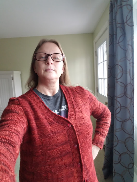 New Sweater Post