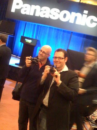 Greg Verdino and Joe Jaffe