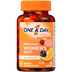 One-A-Day Women's VitaCraves Gummies, 70 ea by Pharmapacks