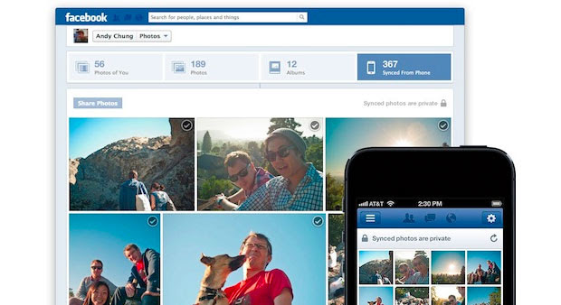 Facebook reveals photo autoupload feature on iOS  if you're the lucky few