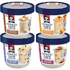 Quaker Overnight Oats, Variety Pack, 12 Count