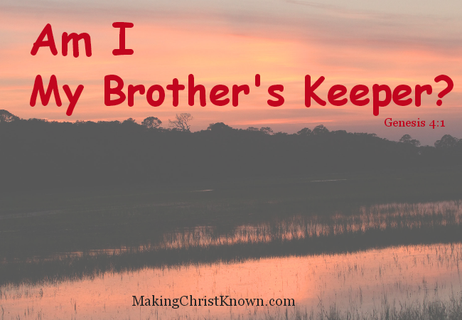 My Brothers Keeper Quotes Golfclub
