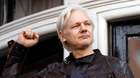 Julian Assange's twitter account mysteriously deleted