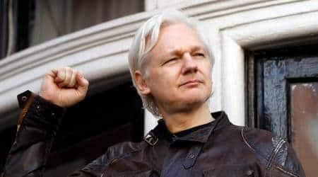 Julian Assange's twitter account mysteriouslydeleted