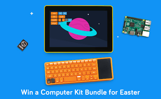 Win a Computer Kit Bundle for Easter